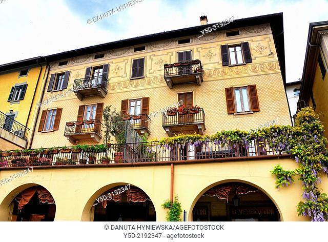 Bellagio, Province Como, Lombardy, Lake Como, Italy