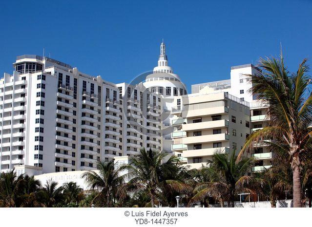 Hotel Miami Beach, Florida, USA
