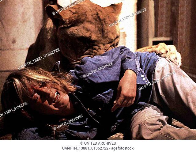 Roar - Die Löwen sind los aka. Roar, USA 1982 Regie: Noel Marshall Darsteller: Melanie Griffith