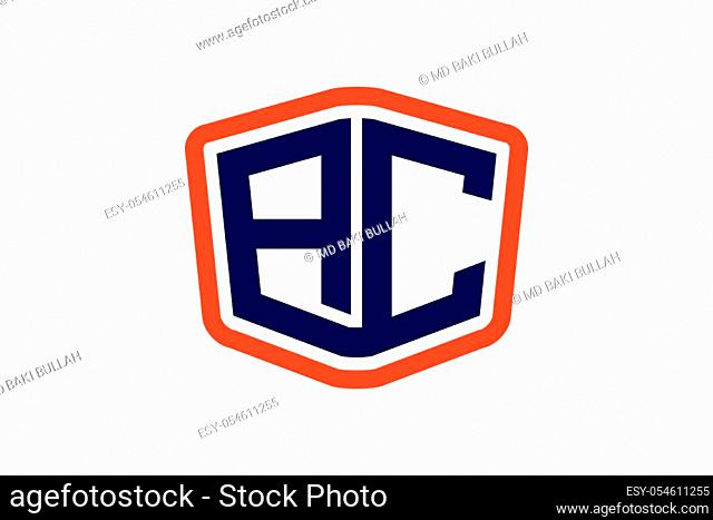 A C Initial Letter Logo design vector template, Graphic Alphabet Symbol for Corporate Business Identity