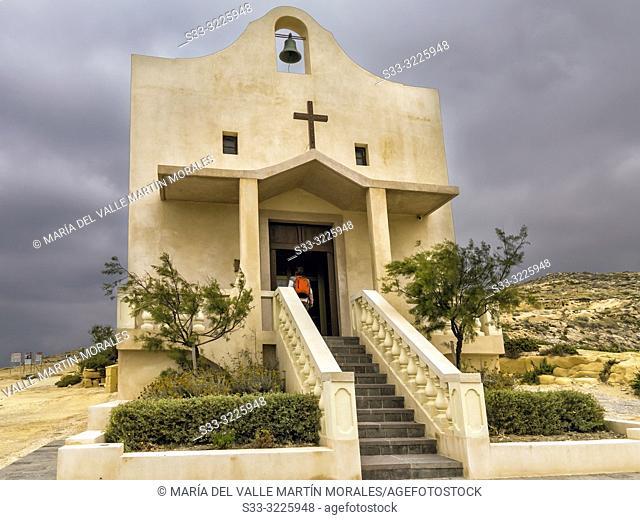 Sant' Anna chapel in Gozo. Malta