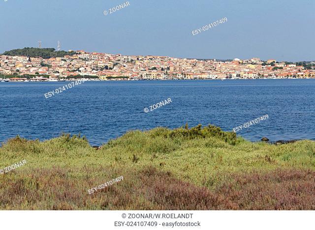 Sant'Antioco Coast Sardinia