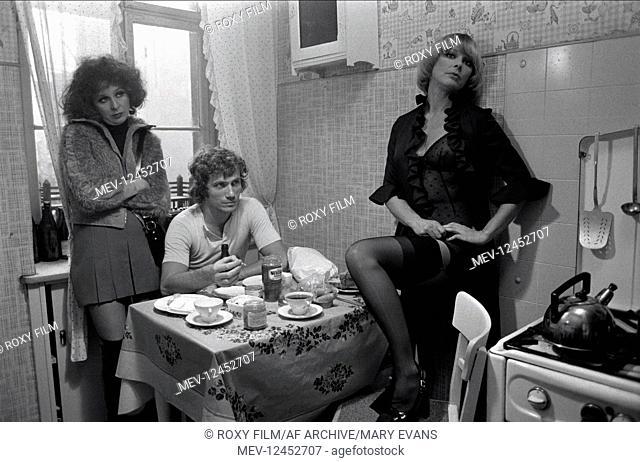 Ortrud Beginnen, Jurgen Prochnow & Elke Sommer Characters: Babsy, Bernd Ziegenhals, Miezi Film: One Or The Other (DE 1974) Director: Wolfgang Petersen 22 April...