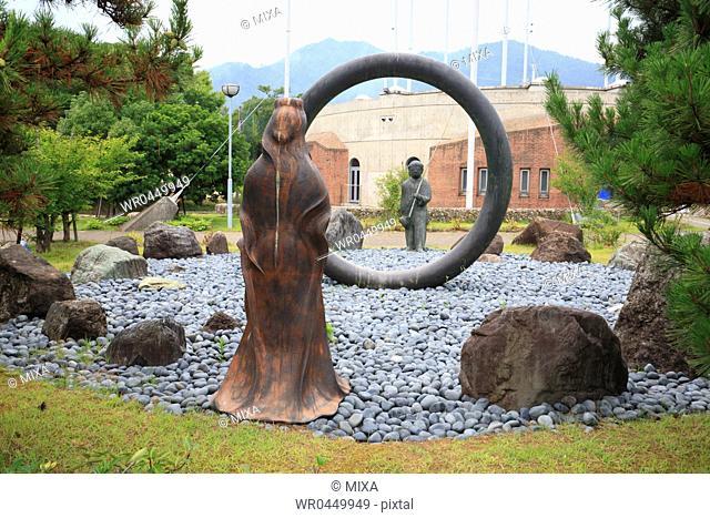 Urashima Park, Ine, Yosa, Kyoto, Japan