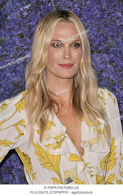 Molly Sims at the Caruso's Palisades Village Opening held at the Palisades Village in Pacific Palisades, CA on Thursday, September 20, 2018