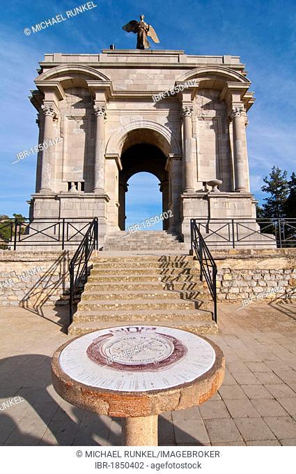 World War I Memorial, Constantine, Algeria, Africa