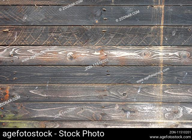 Old wood board painted grey, background texture