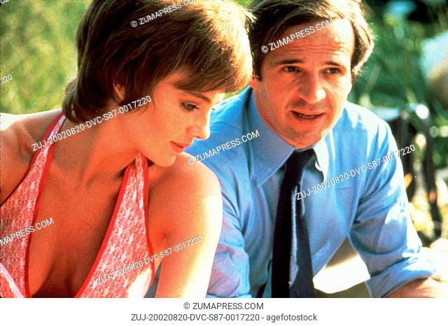 1973, Film Title: DAY FOR NIGHT, Director: FRANCOIS TRUFFAUT, Pictured: JACQUELINE BISSET. (Credit Image: SNAP/ZUMAPRESS.com)