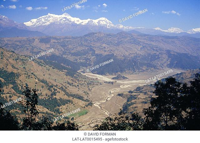 The Gandaki River,also known as the Kali Gandaki and the Gandak,is a tributary of the Ganges River. It is one of the major rivers of Nepal and is notable for...
