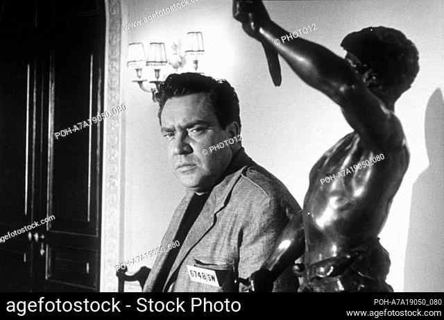 1984 Year : 1956 UK / USA Director : Michael Anderson Edmond O'Brien Restricted to editorial use. See caption for more information about restrictions