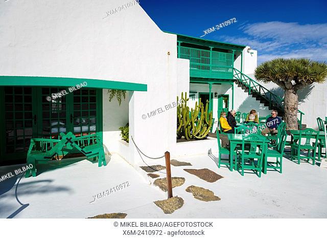 Casa Museo del Campesino. San Bartolome. Lanzarote, Las Palmas, Canary islands, Spain, Europe