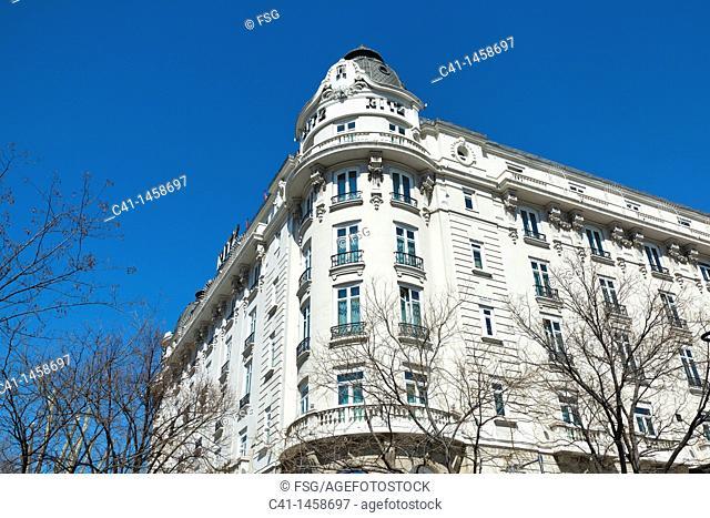 Hotel Ritz, Madrid, Spain