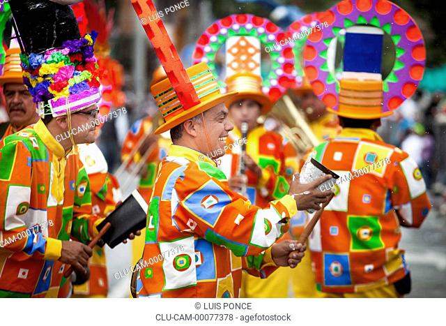 Carnival of Blacks and Whites, San Juan de Pasto, Pasto, Nariño, Colombia