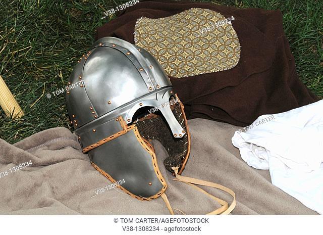 Roman Centurians hemet used during the Roman ages