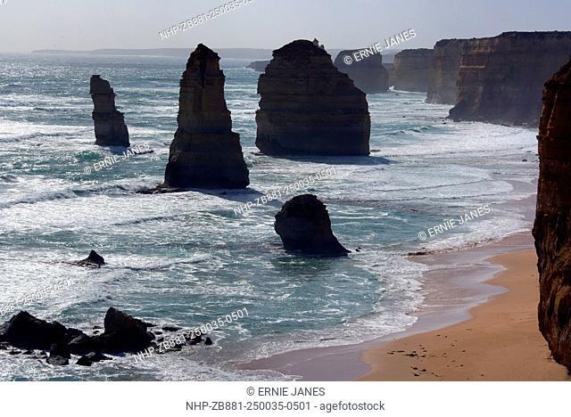 Twelve Apostles Southern Ocean Victoria Australia