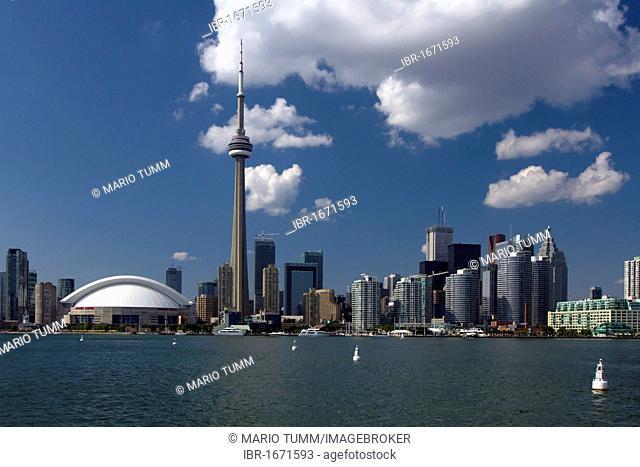 Skyline Toronto, Ontario, Canada