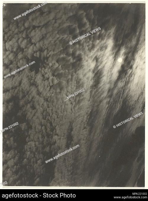Equivalent, from Set A (Third Set, Print 3) - 1929 - Alfred Stieglitz American, 1864-1946 - Artist: Alfred Stieglitz, Origin: United States, Date: 1929