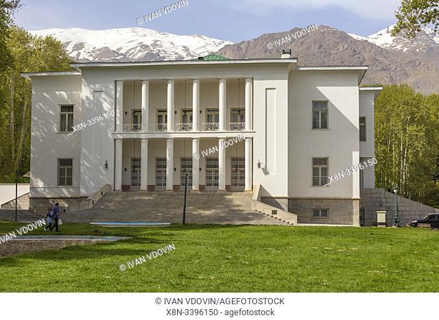 White Palace, 1937, Saadabad Palace, Tehran, Iran