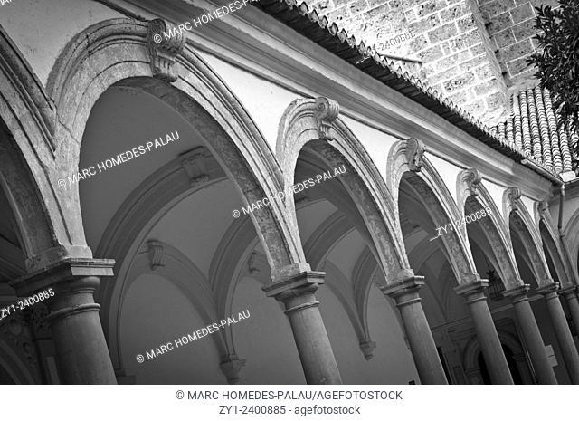 Granada Charterhouse (Andalusia, Spain)