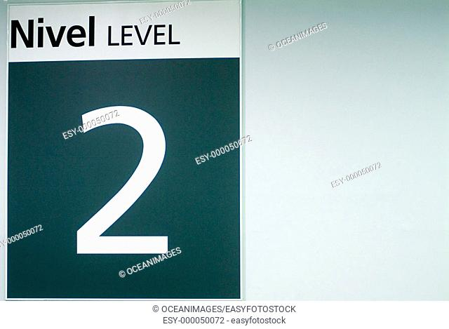 Level 2 sign