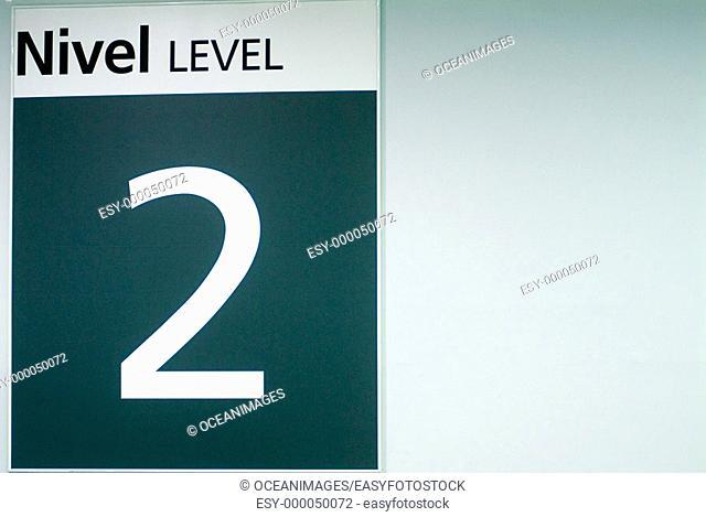 Level 2 sign