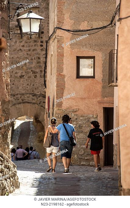ALBARRACIN; TERUEL; SPAIN