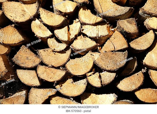 Wood, Germany