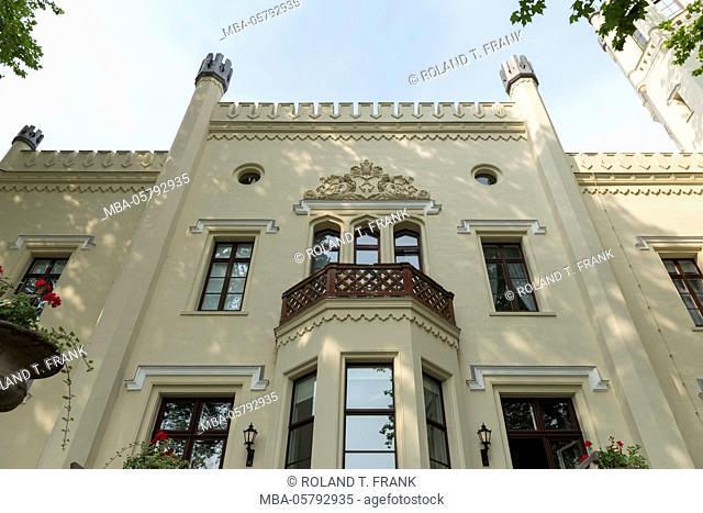 Germany, Mecklenburg-Western Pomerania, Schlosshotel Kittendorf
