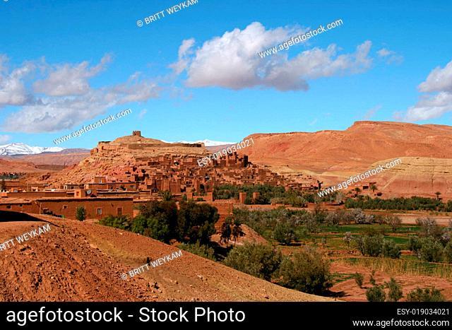 Ait Benhaddou, Marokko