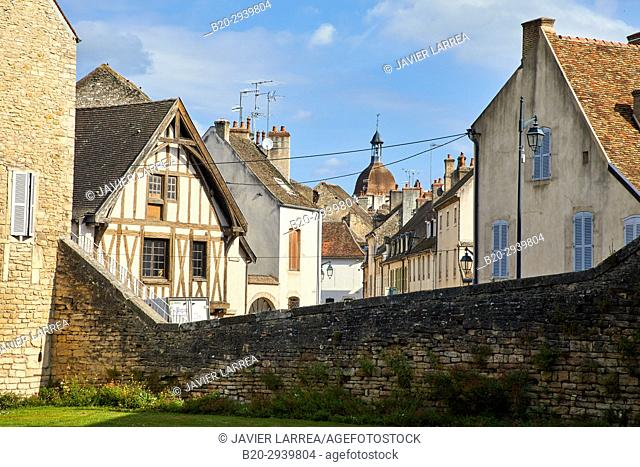Beaune, Côte d'Or, Burgundy Region, Bourgogne, France, Europe
