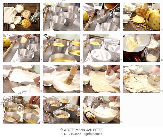 How to make pineapple tarts