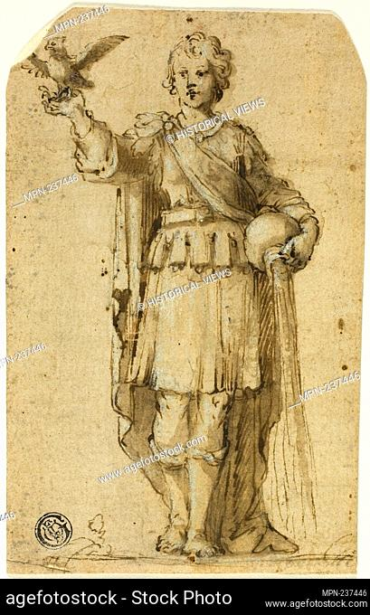 Saint Florian - 1600/10 - Attributed to Alessandro Turchi, called L'Orbetto Italian, 1578-1649 - Artist: Alessandro Turchi, Origin: Italy, Date: 1599-1610