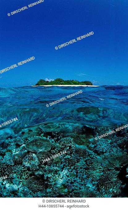 10855744, Maldives, Indian Ocean, Meemu Atoll, isl