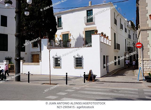 Sitges, Barcelona, Catalonia, Spain, Europe