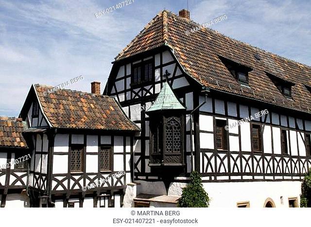Gebäude der Wartburg