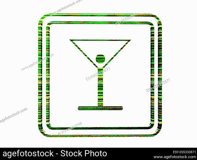 Symbol für Restaurant