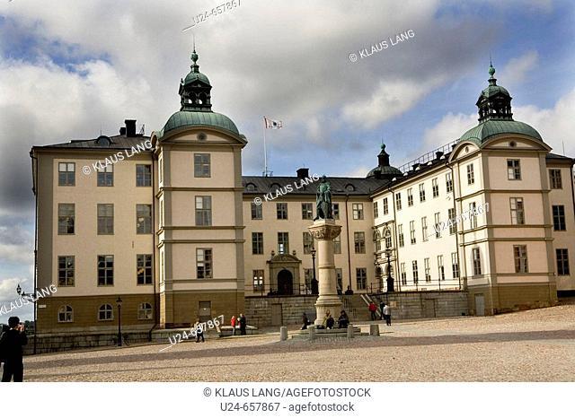 Wrangelska Palace,  Riddarholm, Stockholm, Sweden