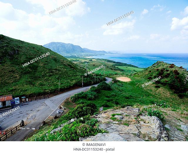 Hirakubosaki, Ishigaki Island, Okinawa Prefecture, Japan