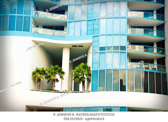 Apartments in Fort Lauderdale, Florida, USA