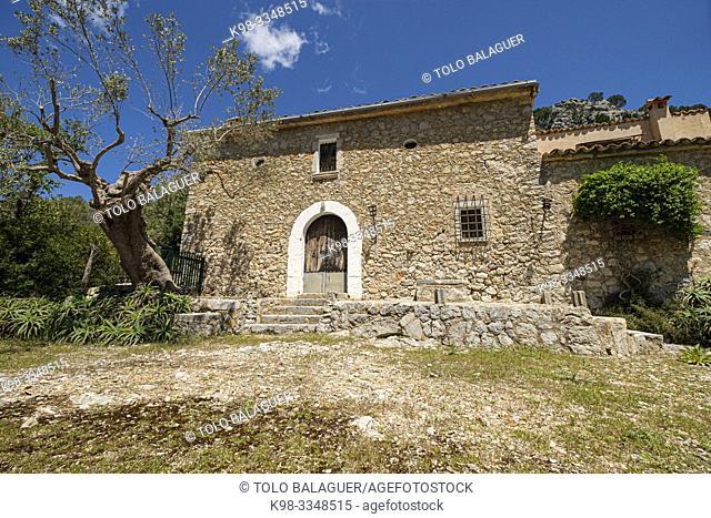 Son Canta, Selva, Mallorca, Balearic Islands, Spain