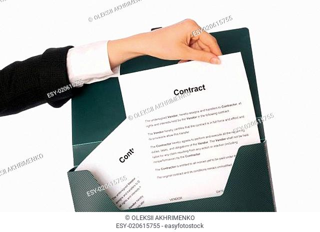 New contracts