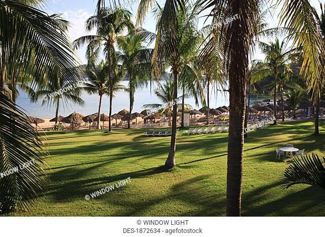 huatulco, mexico, las brisas resort