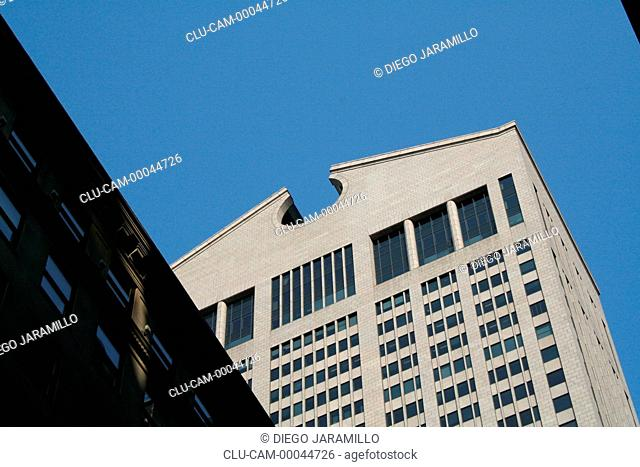 Sony Building, Manhattan, New York, United States, North America