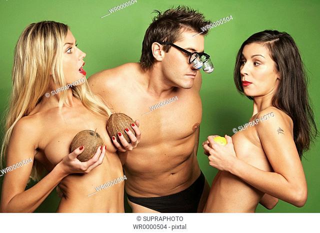 Man women seduction