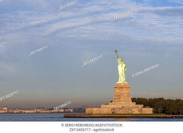 Statue of Liberty New York Statue of Liberty New York city Statue of Liberty island new york state usa us united states of america