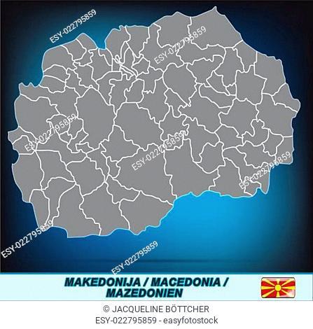 Mazedonien-Chat