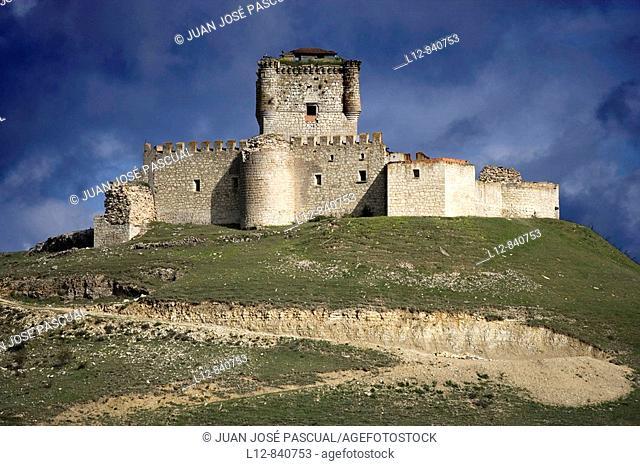 Castillo de los Estúñiga Galve de Sorbe, provincia de Guadalajara, Spain