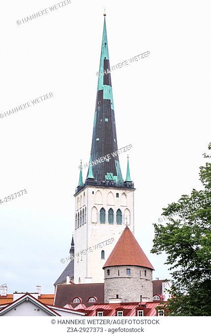 St. Nicholas' Church in Tallinn, Estonia