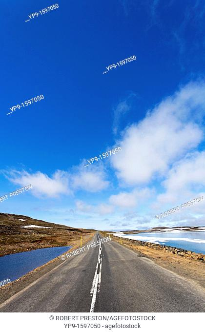 Route 1, the Ringroad, Iceland