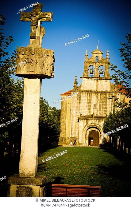 Virgen de La Bien Aparecida monastery  Ampuero, Cantabria, Spain